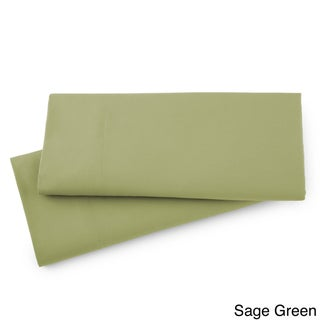 Southshore Fine Linens Vilano Springs Brushed Microfiber Pillowcases (Set of 2) (More options available)