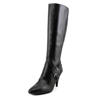 Nine West Women's 'Birnir' Black Faux-leather Boots
