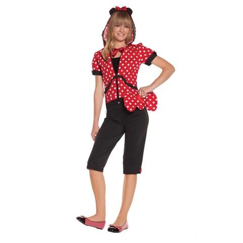 "Elegant Moments Junior ""Miss Mouse"" 5-pc. Costume"