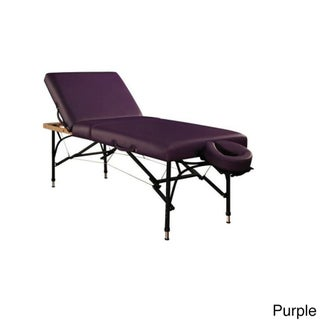Master Massage 29-inch Violet-Tilt Aluminum Table Package (5 options available)