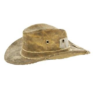 The Real Deal Brazil's Tan Recyceled Cotton Cavans Original Hat|https://ak1.ostkcdn.com/images/products/12682960/P19468048.jpg?_ostk_perf_=percv&impolicy=medium
