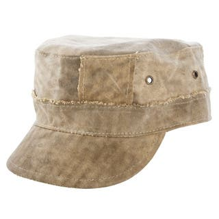 Real Deal Brazil Recycled Cotton Canvas Cuba Libre Hat https://ak1.ostkcdn.com/images/products/12683005/P19468050.jpg?impolicy=medium