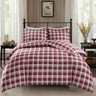 Woolrich Tasha Cotton Flannel Comforter Mini Set