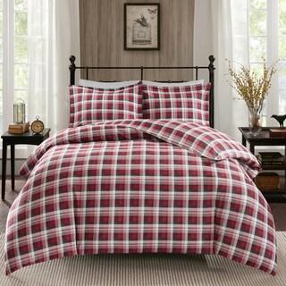 Woolrich Tasha Cotton Flannel Comforter Mini Set