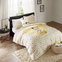 HipStyle Beckham Multi Cotton Printed Duvet Cover Set