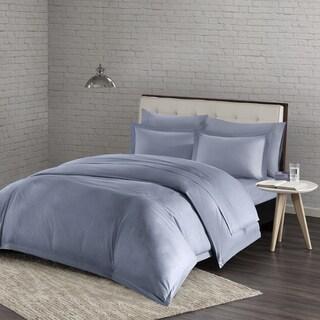 Urban Habitat Comfort Wash Cotton Duvet Cover Mini Set