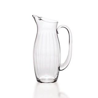 Mikasa Cheers Glass Ice Lip Pitcher