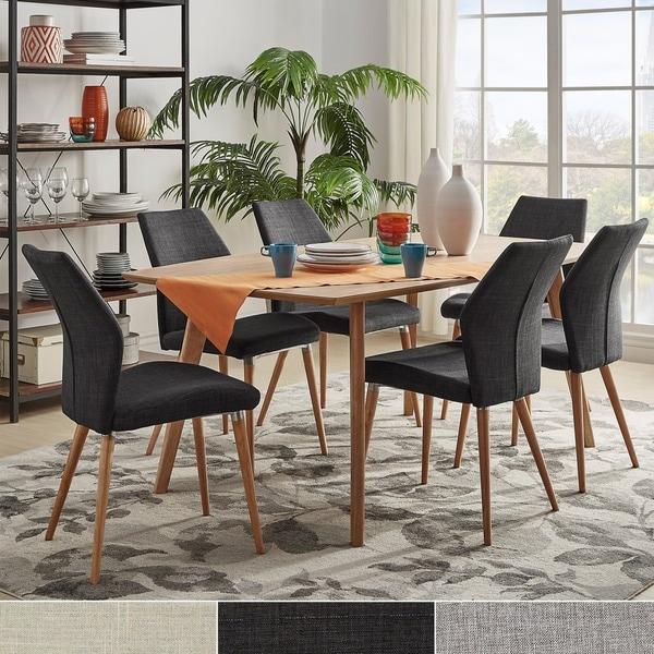 Kitchen Set Scandinavian: Shop Abelone Scandinavian Oak Dining Set INSPIRE Q Modern