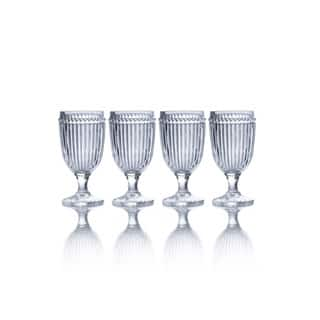Mikasa Italian Countryside 4-piece Iced Beverage Glasses Set