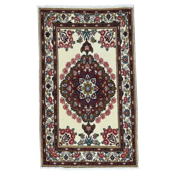 5 X 6 Vintage Kazak Persian Oriental Wool Hand Knotted: Shop Shahbanu Rugs Fine Persian Bakhtiari Hand-knotted