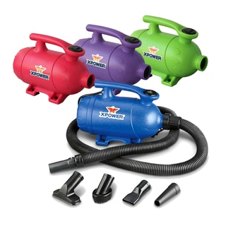 XPower B-2 Pro at Home Pet Grooming Force Dryer and Vacuum