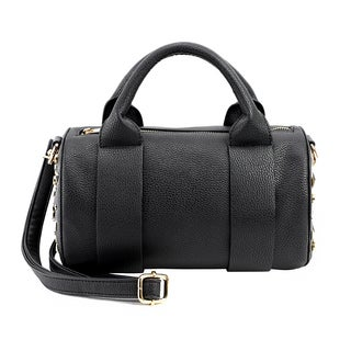 Olivia Miller Jacee Studded Satchel Handbag