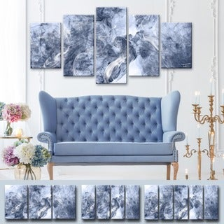 Ready2HangArt 'Glitzy Mist XXV' by Tristan Scott Canvas Art Set