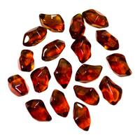 Hiland Smooth Fire Glass for Fire Pits