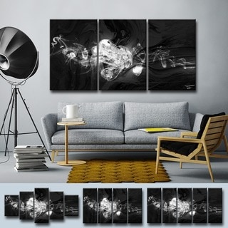 Ready2HangArt 'Glitzy Mist XLII' by Tristan Scott Canvas Art Set