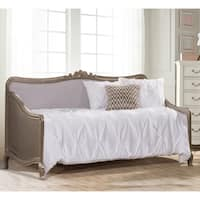 KENSINGTON ELIZABETH DAYBED ANTIQUE SILVER