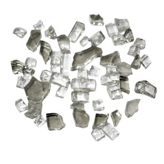 Hiland Reflective Fire Glass for Fire Pits