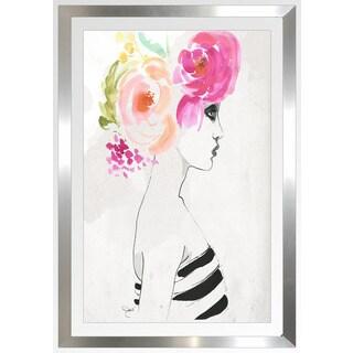 "BY Jodi ""Juliana"" Framed Plexiglass Wall Art"