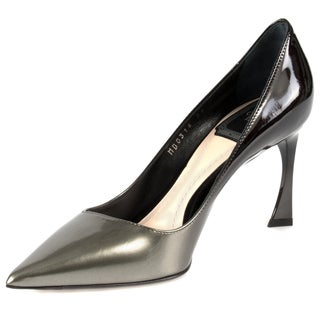 Dior Women's Shoes Calfskin Pump