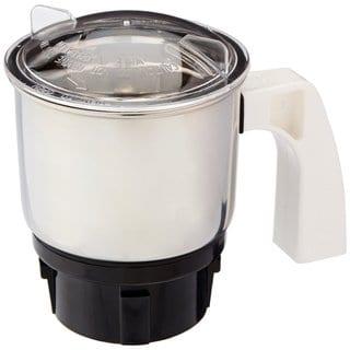 Preethi 0.4-liter Chutney Jar for Eco Plus/Chef Pro and Blue Leaf