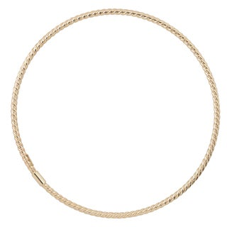 4348e7d75 Bangle Bracelets | Find Great Jewelry Deals Shopping at Overstock