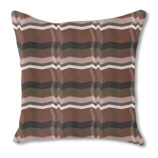 Drapery Burlap Pillow Single Sided