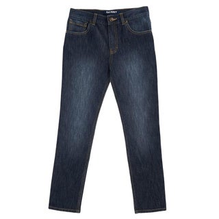 French Toast Boy's Skinny-fit Cotton Jeans