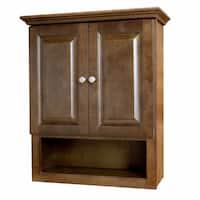Auburn 2 Door Bathroom Wall Cabinet