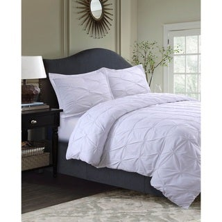 Link to Sydney Oversized 3-piece Pintuck Duvet Cover Set Similar Items in Duvet Covers & Sets