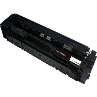 eReplacements CF400X-ER New Compatible Toner Cartridge - Alternative for HP (CF400X) - Black