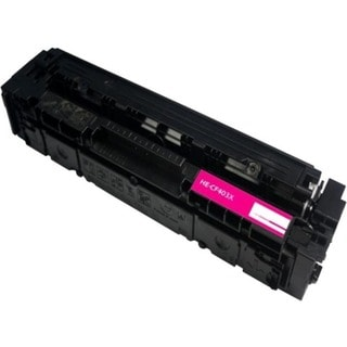 eReplacements CF403X-ER New Compatible Toner Cartridge - Alternative for HP (CF403X) - Magenta