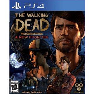 Walking Dead Telltale Series New Frontier (season pass) - PS4