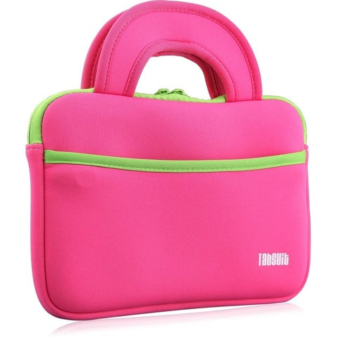 """Tablet Express TabSuit Carrying Case (Sleeve) for 8"""" iPad mini - Pink"""