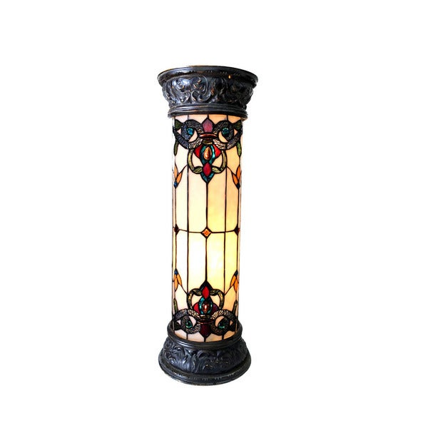 Shop Tiffany Style Victorian Design 2 Light Antique Bronze