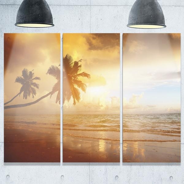 Nice Large Beach Wall Art Motif - Wall Art Collections ...