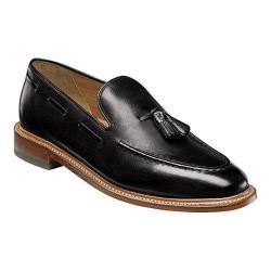 Men's Florsheim Heritage Tassel Slip On Black Smooth Leather