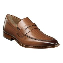 Men's Florsheim Sabato Penny Moc Toe Scotch Hand Brushed