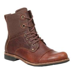 Men's GBX Griff Boot Rust Wrinkle/Brown Heavy Wash Canvas