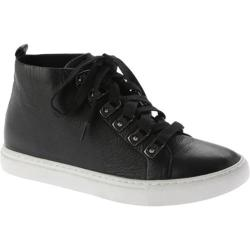Women's Kenneth Cole New York Kale High-Top Sneaker Black Leather