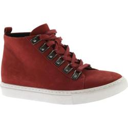 Women's Kenneth Cole New York Kale High-Top Sneaker Brick Nubuck