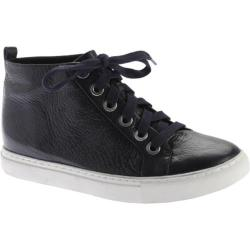 Women's Kenneth Cole New York Kaleb High-Top Sneaker Navy Leather