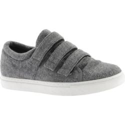 Women's Kenneth Cole New York Kingvel Sneaker Light Grey Felt