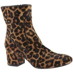 Women's Kenneth Cole New York Noelle Ankle Boot Sahara Hair Calf