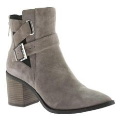 Women's Kenneth Cole New York Quincie Ankle Boot Elephant Suede
