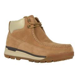 Men's Lugz Breech Wallaby Work Boot Cashew/Bark/Cream/Gum Thermabuck