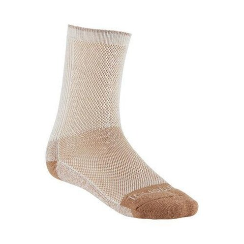 Terramar Cool-Dry Pro Hiking Socks (2 Pairs) Khaki