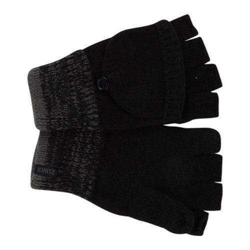 Men's A Kurtz Flag Glove Black