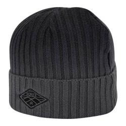 Men's A Kurtz Cotton Dip Dye Watchcap Charcoal