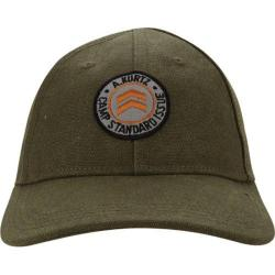 Men's A Kurtz Flat-Felled Baseball Cap Military