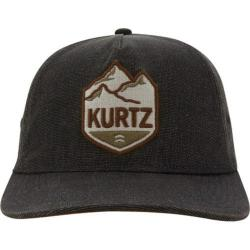 Men's A Kurtz Mountain Baseball Cap Military